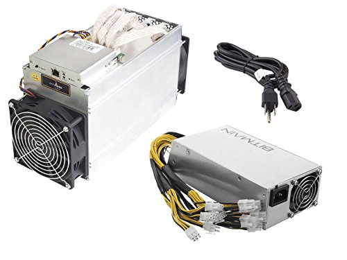 AntMiner L3++ Scrypt ASIC Litecoin Miner L3++ with PSU