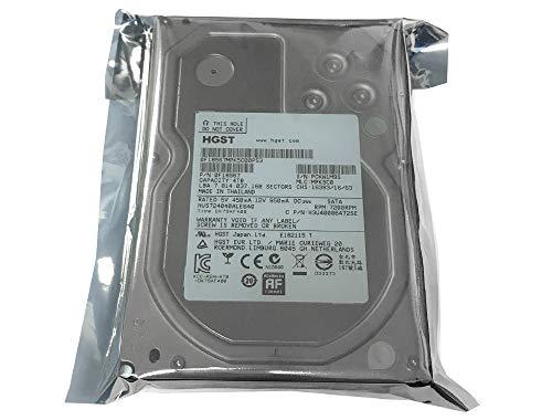 3 Year Warranty Certified Refurbished – HGST Ultrastar 7K4000 0F18567 7200RPM SATA 6.0Gb/s 4TB 64MB Cache 3.5inch Internal Hard Drive