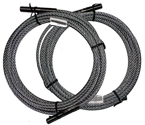 Set Of 2 Rotary Lift SPOA10 Equalizer Cable #N372