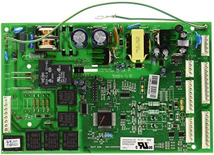 1 Year Warranty – PRIMECO New WR55X10942 Control Board Motherboard for GE Refrigerator PS2364946 AP443621 WR55X10942P by Primec Supply