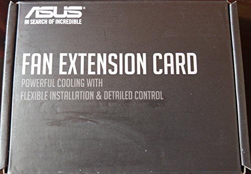 Asustek Motherboard for Optional Fan for Connecting pinhedda- Upgrade Card Fan Extension Card
