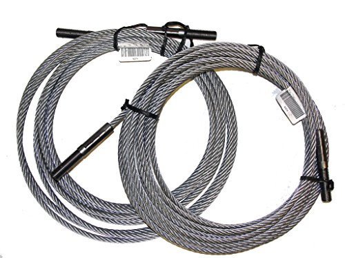 Set Of 2 Rotary Lift SPO10 Equalizer Cable #N374