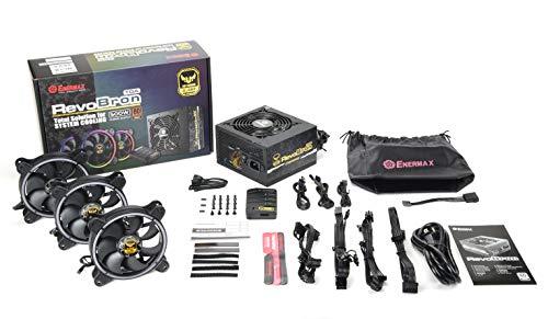 Enermax RevoBron TGA 500W Power Supply Grey Camo ERB500AWT TR