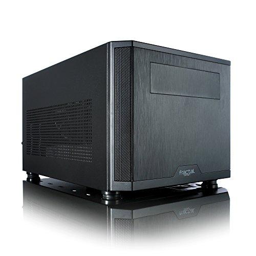 Fractal Design Core 500 No Power Supply Mini-ITX Case, Black FD-CA-CORE-500-BK