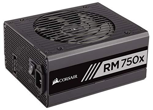 CORSAIR RMX Series, RM750x, 750 Watt, 80+ Gold , Fully Modular Power Supply Renewed