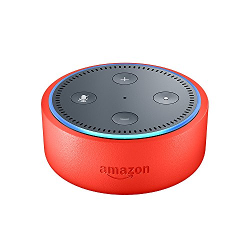 punch red case – Echo Dot Kids Edition, a smart speaker with Alexa for kids