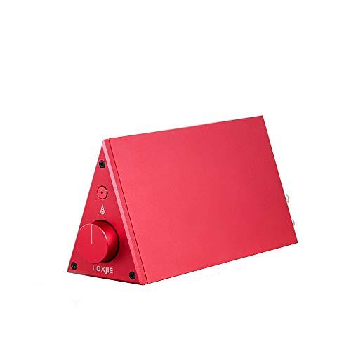 LOXJIE A10 Desktop Stereo Power Amplifier Digital Class-D High-Power