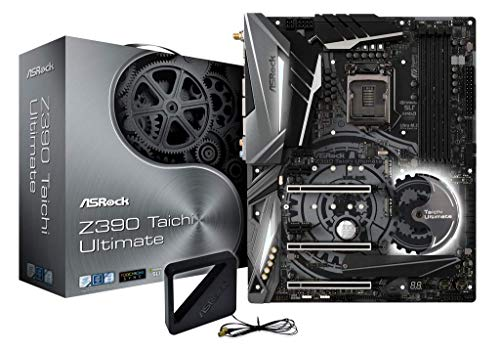 ASRock Motherboard Z390 Taichi Ultimate