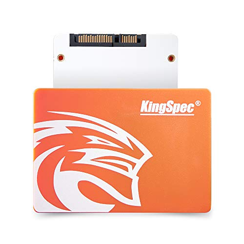 KingSpec SSD 480GB Internal Solid State Drive for PC, Laptop Sata3 2.5″ 7mm Hard Disk for Computer P4-480