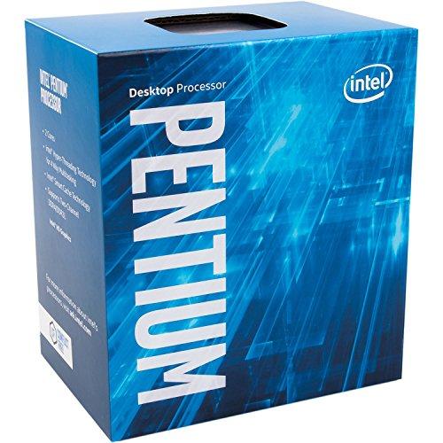 LGA1151 Socket – 3 MB cache – Intel Pentium G4560 – Box – 4 threads – 2 cores – 3.5 GHz