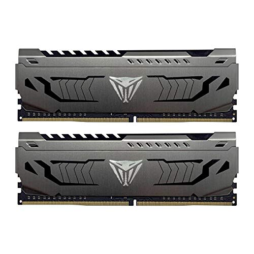 Patriot Viper Steel Series DDR4 32GB 2 x 16GB 3200MHz Performance Memory Kit – PVS432G320C6K