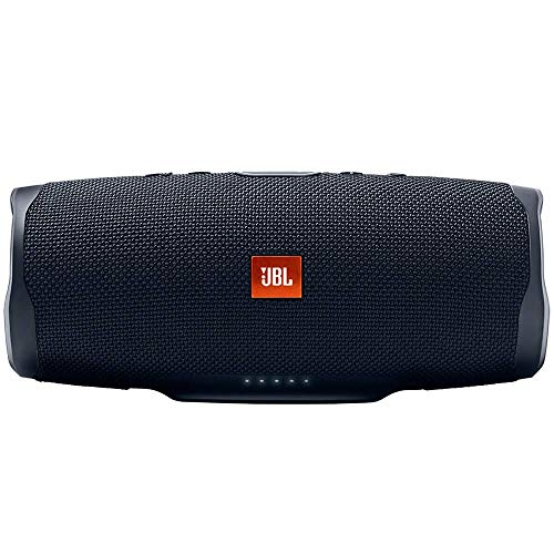Black – JBL Charge 4 Portable Waterproof Wireless Bluetooth Speaker