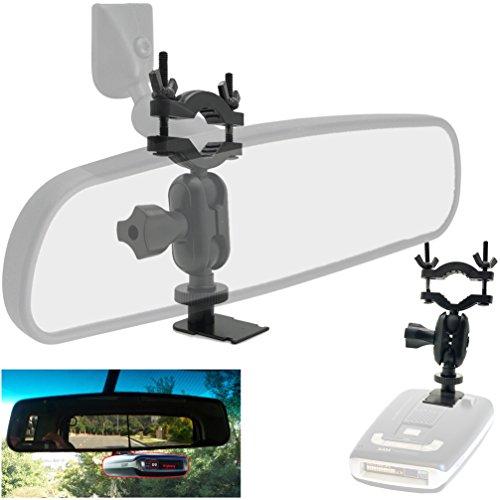 Easy Install Car Rearview Mirror Radar Detector Mount For