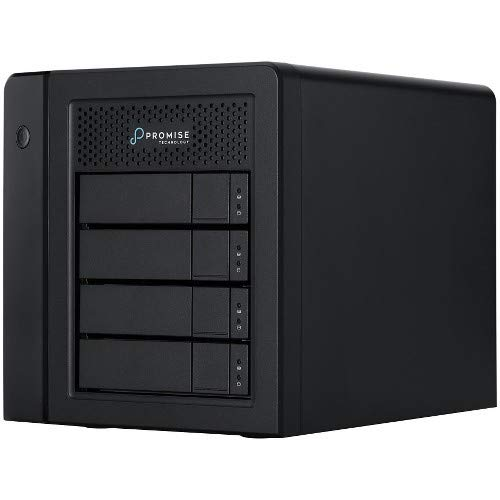 Promise RD P3R4HD16US Pegasus3 R4 4x4TB SATA RAID System with 1M Cable Retail