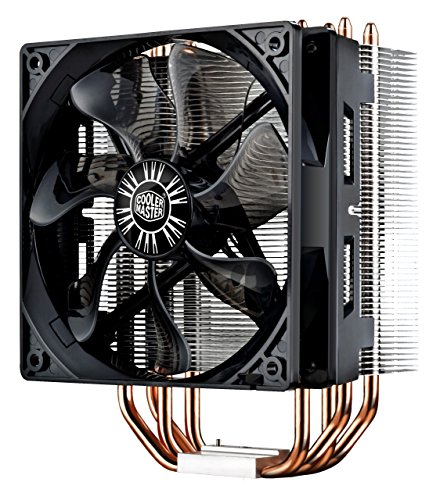 Cooler Master Hyper 212 Evo RR-212E-20PK-R2 CPU Cooler with PWM Fan, Four Direct Contact Heat Pipes Renewed
