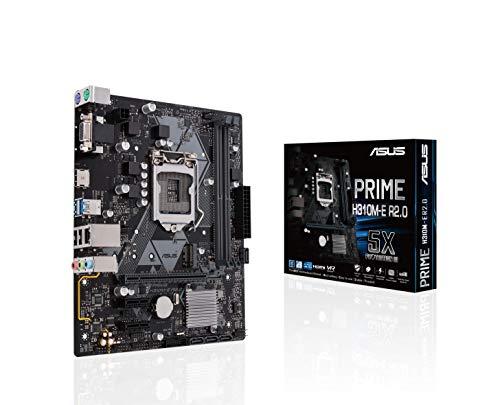 ASUS Intel 8th Gen DDR4 HDMI VGA Micro ATX Motherboards Prime H310M-E R2.0