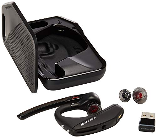 Plantronics VOYAGER-5200-UC 206110-01 Advanced NC Bluetooth Headsets System
