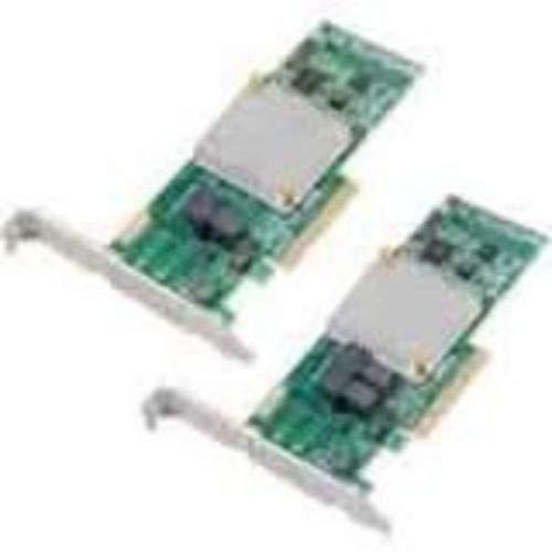 Adaptec Controller Card 2293901-R 12Gb/s 4Port RAID PCIE SAS/SATA LP/MD2 Adapters Retail