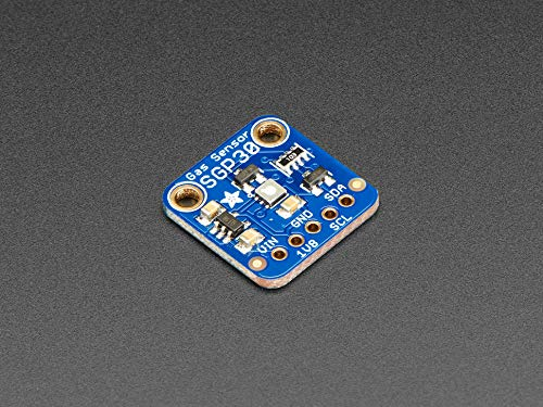 VOC and eCO2 3709 – Adafruit SGP30 Air Quality Sensor Breakout