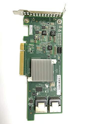 MFU SAS 9207-8i 8-Port 6Gb/s SAS+SATA to PCI Express 2.0 Host Bus Adapter