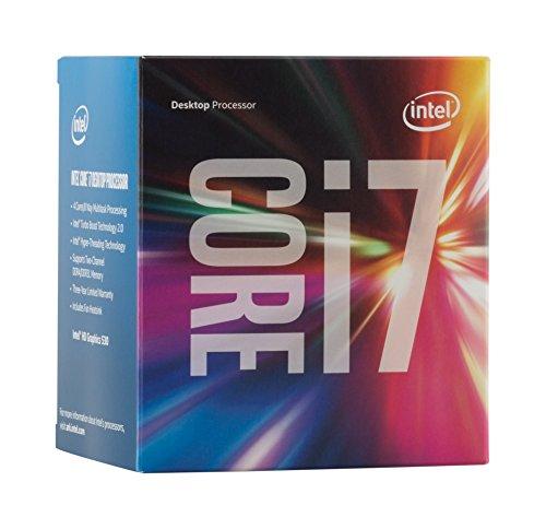 Intel Boxed Core I7-6700 FC-LGA14C 3.40 GHz 8 M Processor Cache 4 LGA 1151 BX80662I76700 Renewed