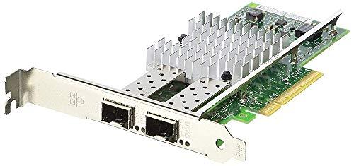 Intel X520-DA2 E10G42BTDA PCI-E Dual Port 10G SFP+ NIC Server Adapter Renewed