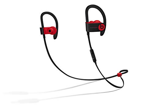 Powerbeats3 Wireless In-Ear Headphone – The Beats Decade Collection – Defiant Black-Red