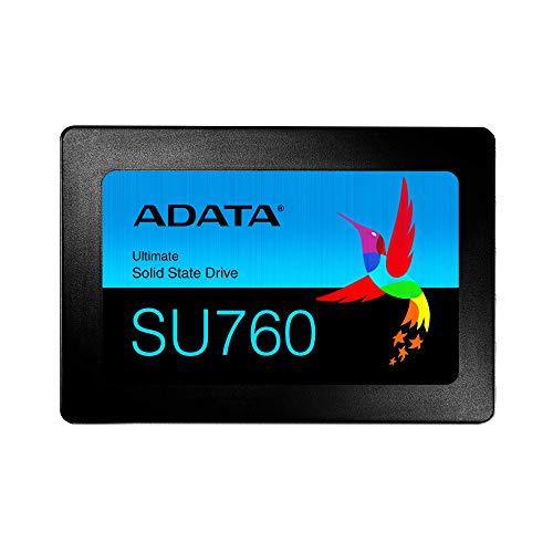 ADATA SU760 1TB 3D NAND 2.5 Inch SATA III Internal SSD ASU760SS-1TT-C