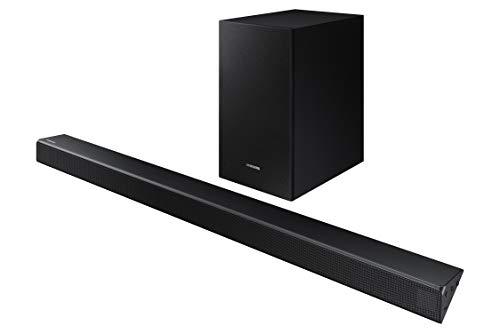 Samsung 2.1 Soundbar HW-R550 with Wireless Subwoofer, Bluetooth Compatible, Smart Sound Mode, Game Mode, 320-Watts