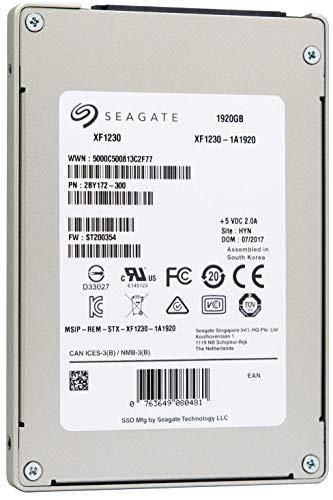 Seagate Nytro XF1230-1A1920 XF1230 1920GB SATA 6Gb/s Enterprise 2.5″ SSD