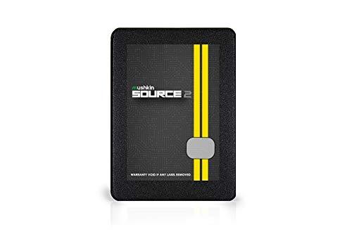3D Vertical TLC – 6Gb/s – 2.5 Inch – 960GB Internal Solid State Drive SSD – 7mm MKNSSDS2960GB – Mushkin Source-II – SATA III