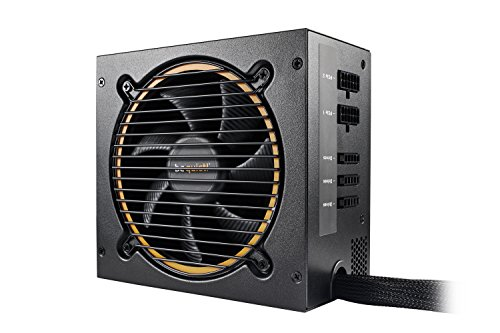 be quiet! Pure Power 11 500W, BN626, 80 Plus Gold, Power Supply