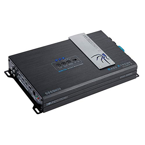 Soundstream BXA1-5000D 5,000 Watt Class D Monoblock Amplifier