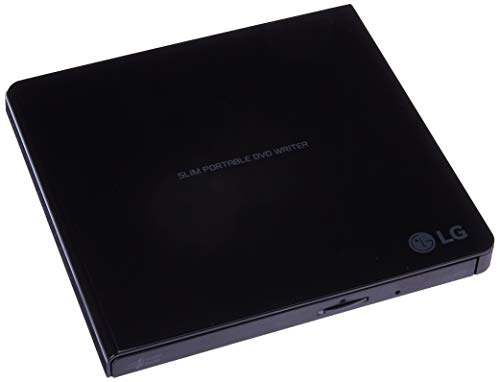 Black – 1 x Retail Pack – LG GP65NB60 DVD-Writer