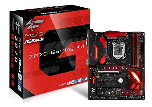 ASRock Motherboard Motherboards Z270 Gaming K4