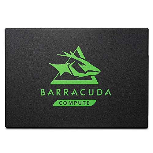 Seagate Barracuda 120 SSD 2TB Internal Solid State Drive – 2.5 Inch SATA 6GB/S for Computer Desktop PC Laptop ZA2000CM10003