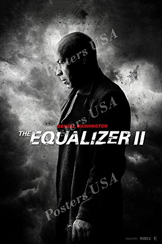 Posters USA The Equalizer 2 Movie Poster GLOSSY FINISH – FIL621 24″ x 36″ 61cm x 91.5cm
