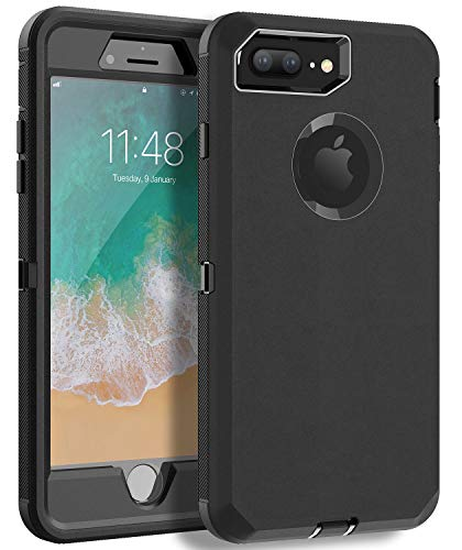Top 10 iPhone 8 Plus Case Heavy Duty Protection – Cell Phone Basic Cases