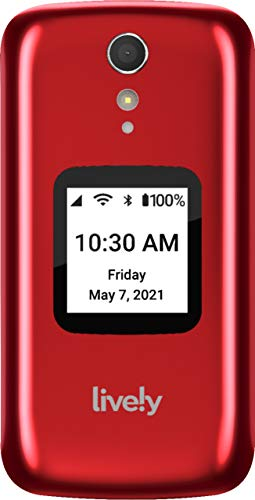 Top 10 Jitterbug Flip Phone for Seniors – Carrier Cell Phones