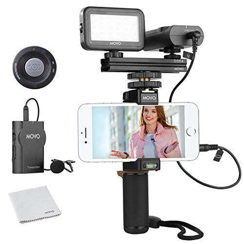 Top 10 Wireless Lavalier Microphone – Cell Phone Photo & Video Kits