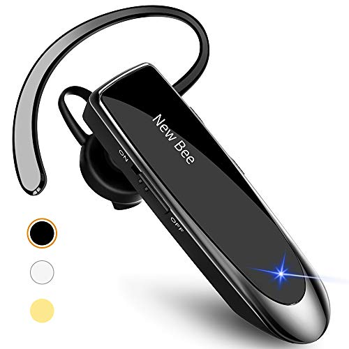 Top 10 Cell Phone Earpiece – Single Ear Bluetooth Cell Phone Headsets