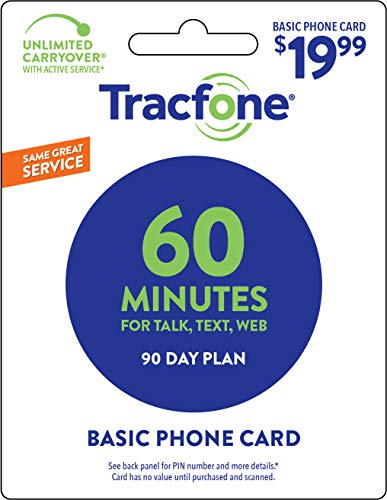 Top 10 Tracfone Minutes Card – Prepaid Cell Phone Minutes