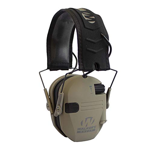 Top 9 Electronic Hearing Protection for Shooting – Over-Ear Headphones