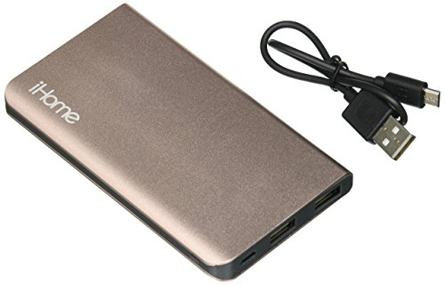 Top 10 iHome Portable Charger – Portable Cell Phone Power Banks