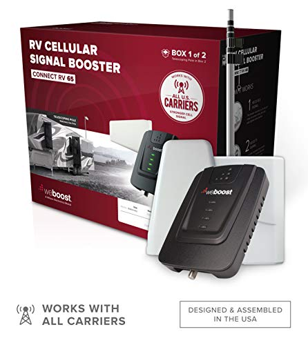 Top 10 RV Cell Phone Booster – Cell Phone Signal Boosters