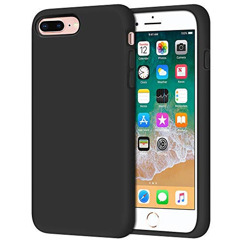Top 10 iPhone 8 Plus Case Black – Cell Phone Basic Cases