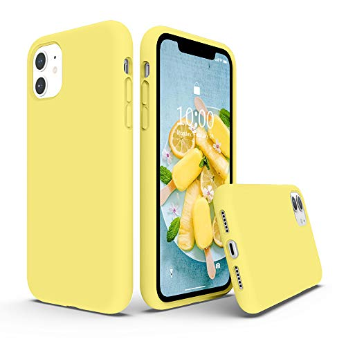 Top 10 Yellow iPhone 11 Case – Cell Phone Basic Cases