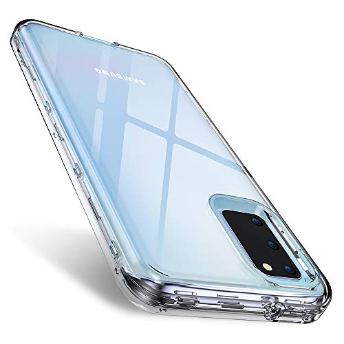 Top 10 Samsung S20 Case Clear – Cell Phone Basic Cases