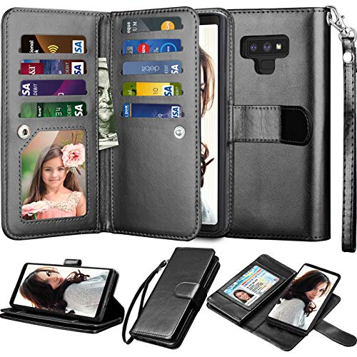 Top 10 Note 9 Wallet Case for Women – Flip Cell Phone Cases