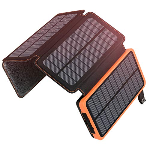 Top 10 Power Bank Solar Charger – Cell Phone Portable Power Banks